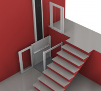 hdp1 plataforma vertical